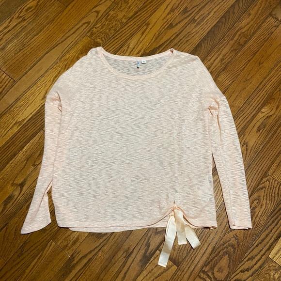 ONLY Sheer Knit Top Medium